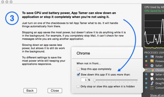 App Tamer ヘルプ2