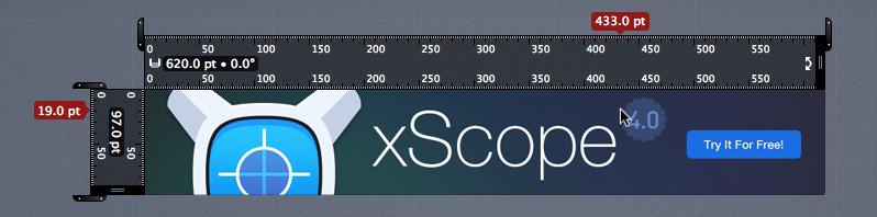 xScope Rulers