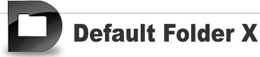 Default Folder X